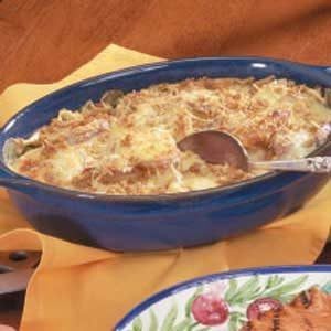 Au Gratin Red Potatoes Recipe