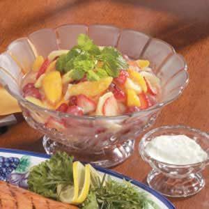 Fresh Fruit Compote Recipe