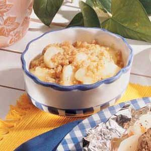 Individual Apple Crisp Recipe