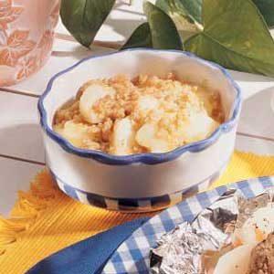 Individual Apple Crisp Recipe