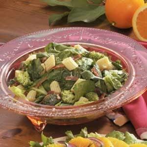 Baby Corn Romaine Salad Recipe