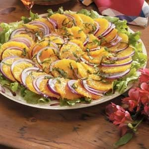 Sicilian Orange Salad Recipe