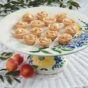Apple Pie Tartlets Recipe