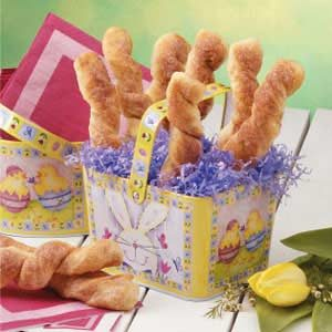 Cinnamon Breadsticks Recipe