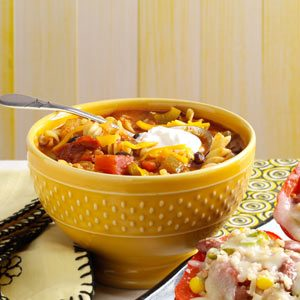 Taco Twist Soup Recipe