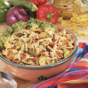 Black Bean Bow Tie Salad Recipe