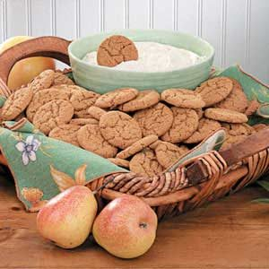 Gingersnap Dip Recipe