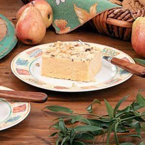 Frozen Pumpkin Dessert Recipe