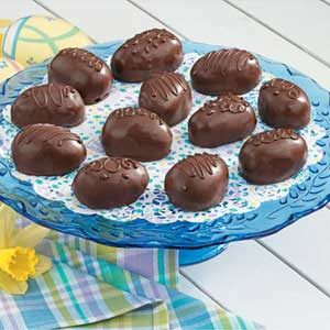 Peanut Butter Eggs Recipe