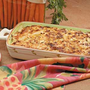 Mustard Potatoes Au Gratin Recipe