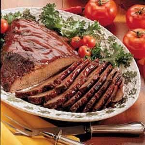 Scott's Beef Brisket Recipe