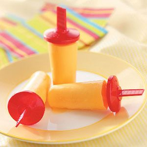 Orange Cream Pops Recipe