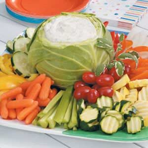 Ranch Yogurt Dip