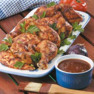 Sweet 'N' Tangy Barbecue Sauce Recipe