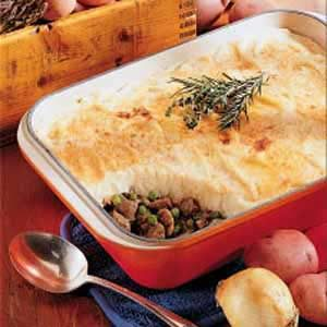 Party Beef Casserole Recipe