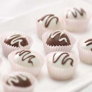 Double Chocolate Truffles Recipe