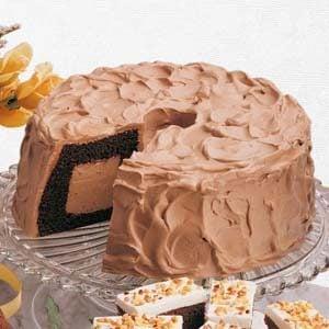 Chocolate Lover's Chiffon Cake Recipe