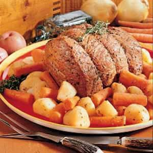 Herbed Pot Roast