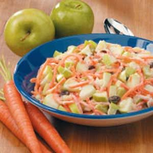Carrot Apple Salad Recipe