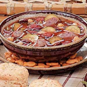 Kielbasa Bean Soup Recipe
