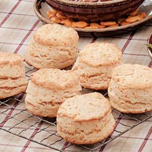 Cheddar Buttermilk Biscuits Recipe