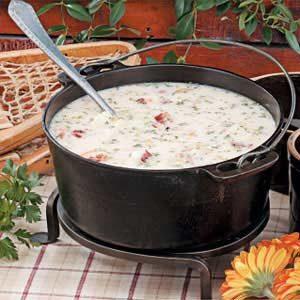 Zippy Potato Soup Recipe