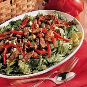 Spicy Beef Salad Recipe