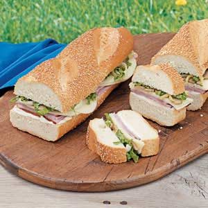 Super Sub Sandwich Recipe