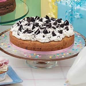 Cookies cream cake recipes