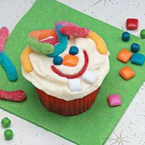 Scaredy Cakes Recipe