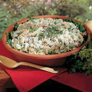 Dilled Chicken Salad Recipe