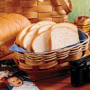 Country White Bread Recipe