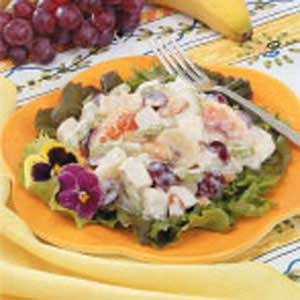 Quick Hawaiian Chicken Salad Recipe