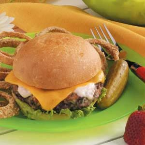 Black Bean Rice Burgers Recipe
