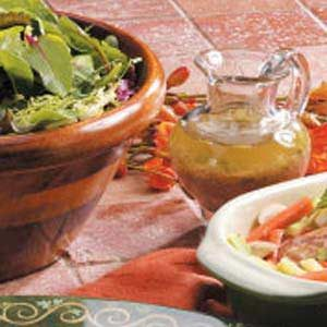 Tarragon Salad Dressing Recipe