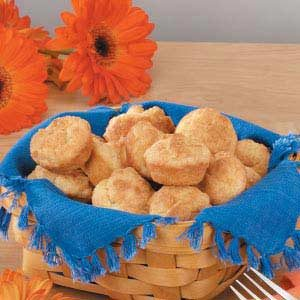 Mini Sour Cream Biscuits Recipe