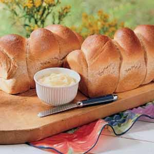 Wholesome Wheat Bread Recipe