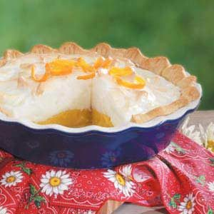 Citrusy Meringue Pie Recipe