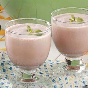Mint Mocha Shakes Recipe
