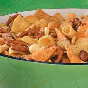 Cracker Snack Mix