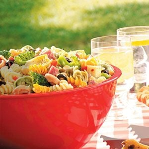 Contest-Winning Picnic Pasta Salad Recipe