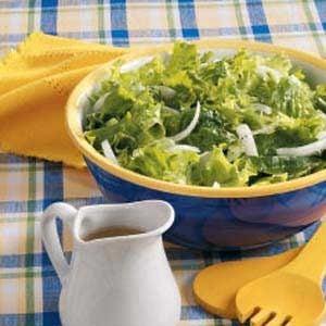 Vinaigrette Salad Recipe