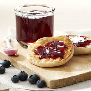 Blueberry Jelly Recipe