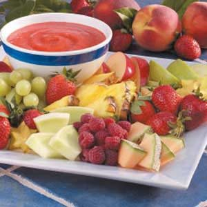 Refreshing Fruit Dip Recipe