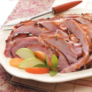 Apricot Baked Ham Recipe