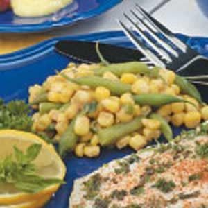 Green 'n' Gold Veggies Recipe