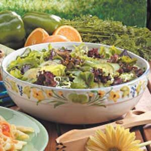 Sunflower Tossed Salad Recipe