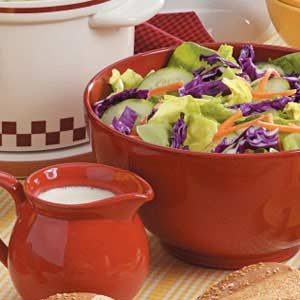 Creamy Salad Dressing Recipe