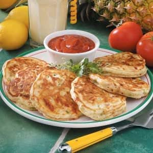 Pizza Pancakes Recipe
