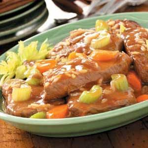 No-Fuss Swiss Steak Recipe